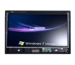 23.6 Open Frame / Option Multi Touch + PC